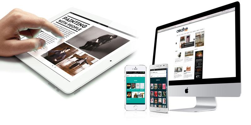 Digital and Social Media Design Material